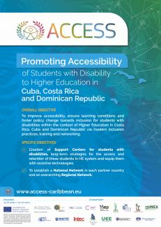 ACCESS poster